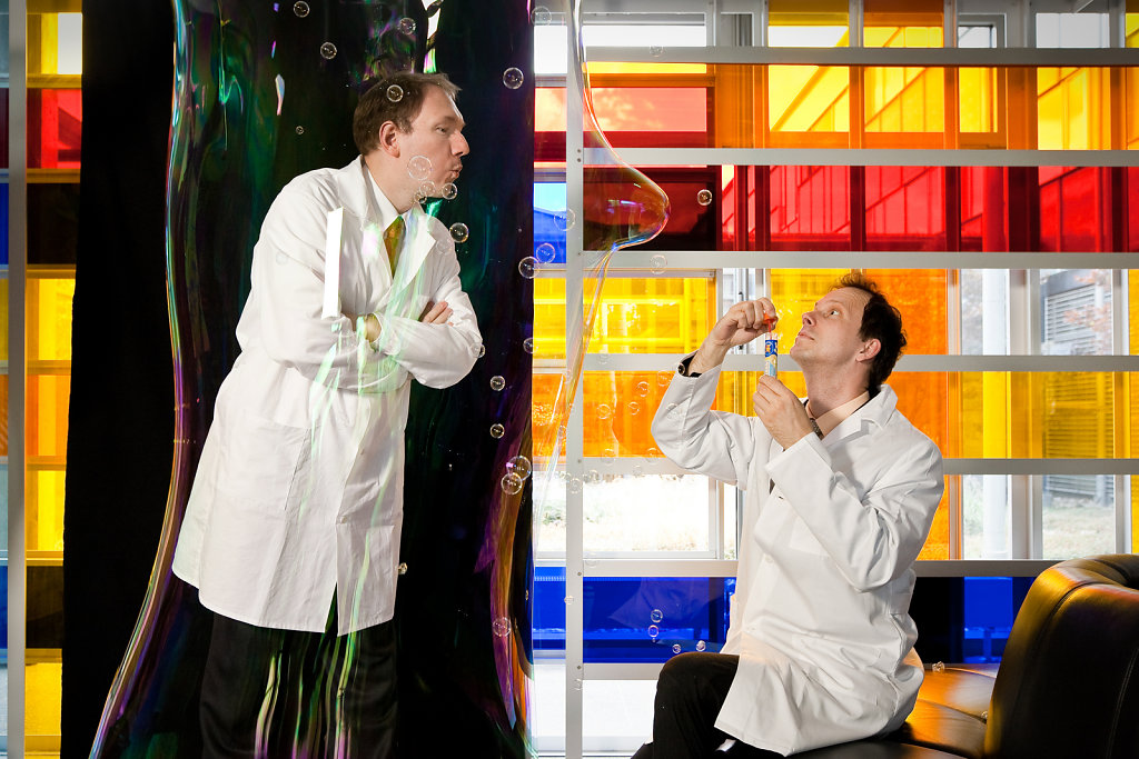 bubbles & beyond, Dt. Preis für Wissenschaftsfotografie