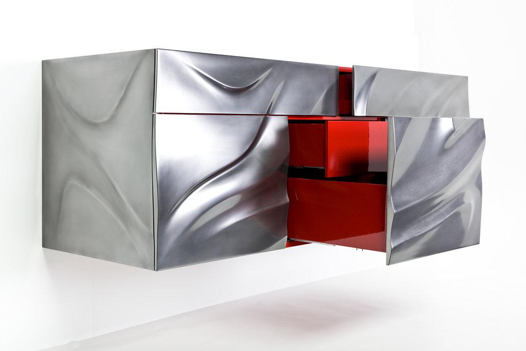 Sideboard by Deutsche Werkstätten.