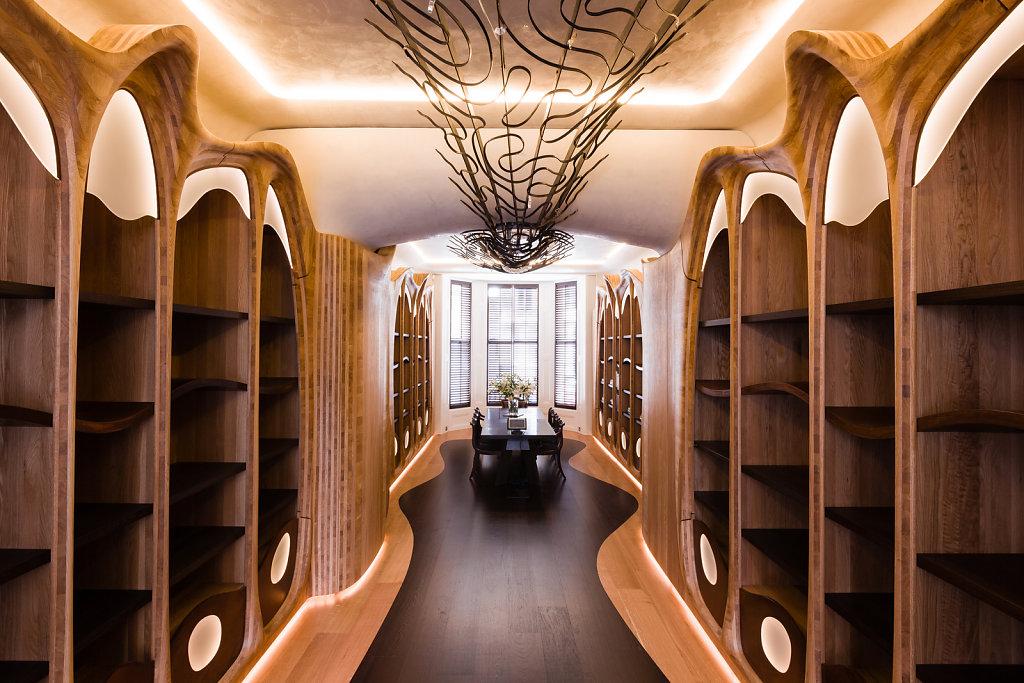 Library by Deutsche Werkstätten, Great Britain.
