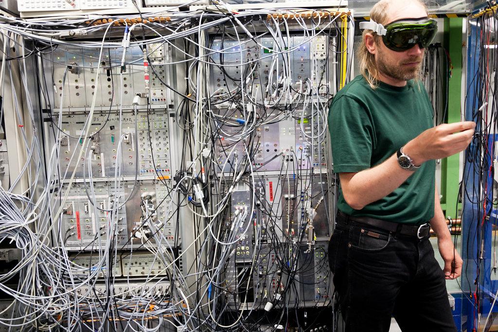 Max Planck Institute for Gravitational Physics. For MPI.