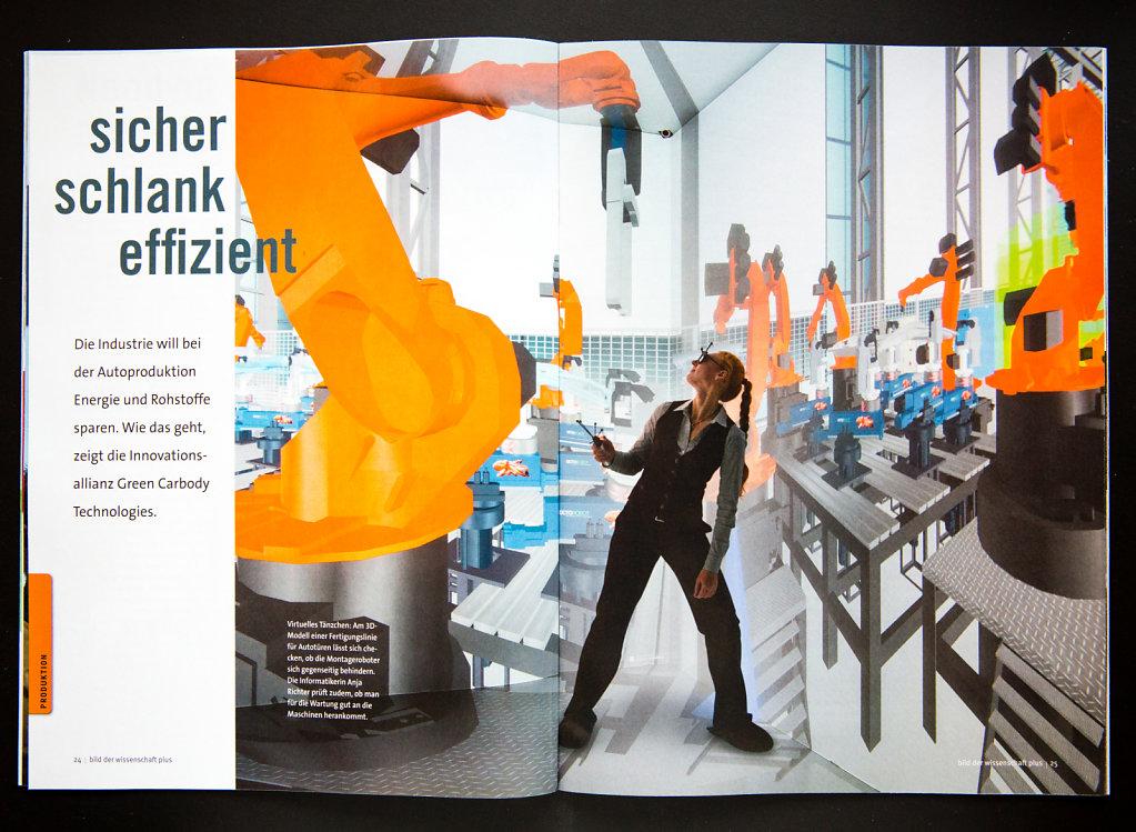 Fraunhofer supplement - Bild der Wissenschaft.