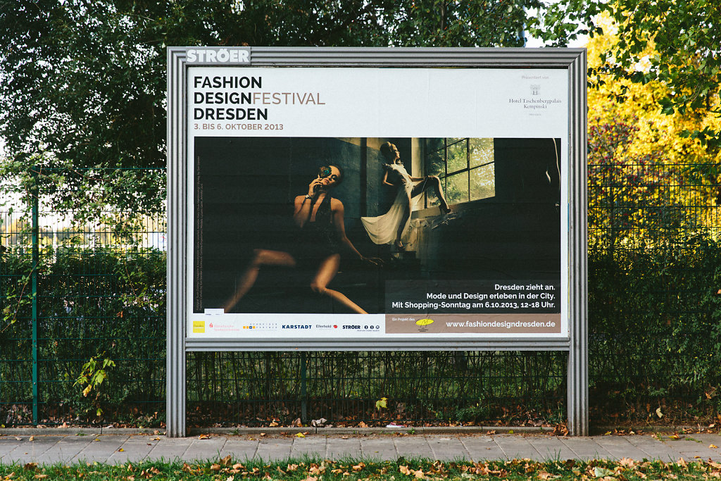 Advertising Fashion Design Festival