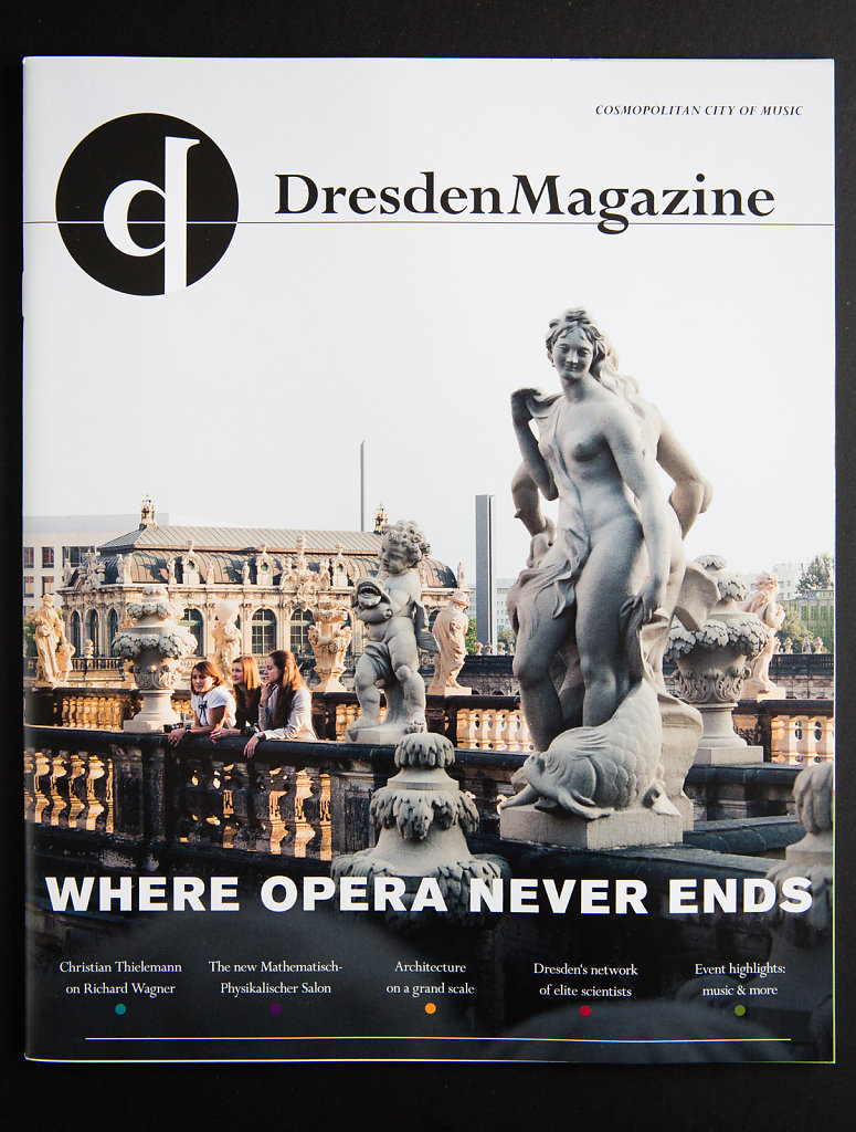 Cover Dresden Magazine