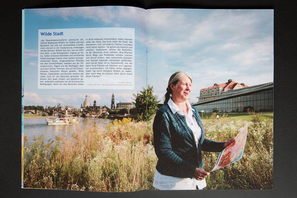 Leibniz magazine