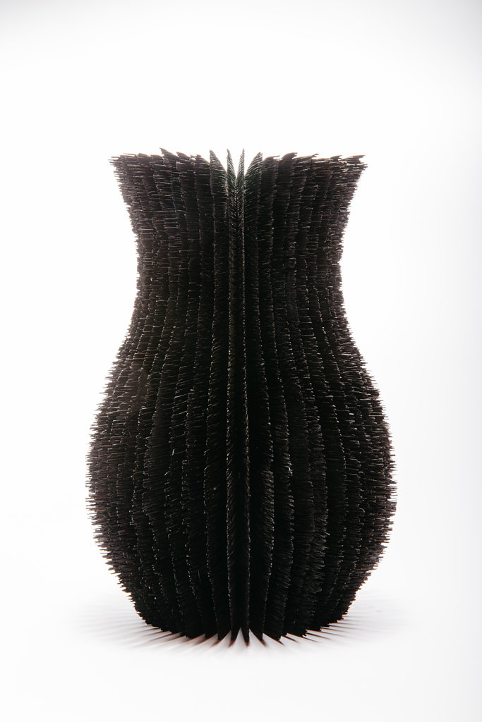Black Hole Vase. By Jon Lister.