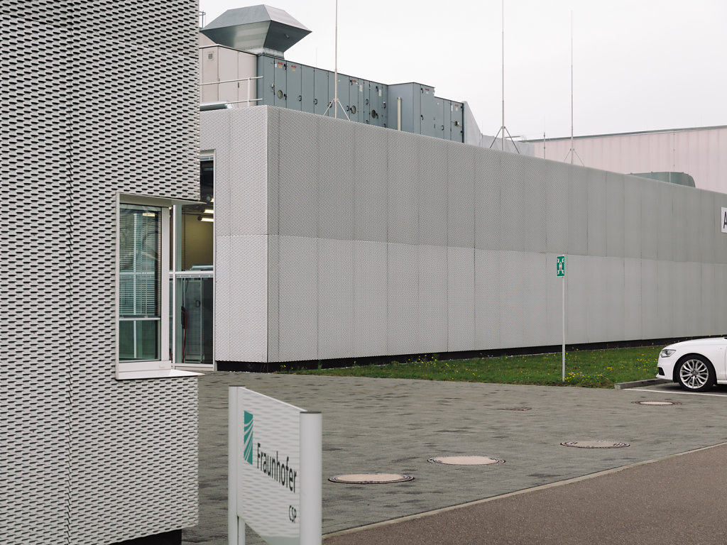 Fraunhofer-Center.