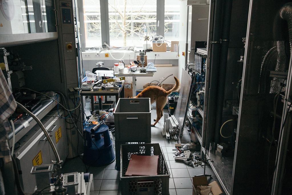 Leibniz-Institut für Photonische Technologien, Suche nach dem Unsichtbaren