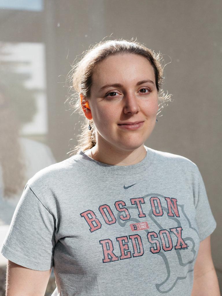 Kathryn Arpino, scientist