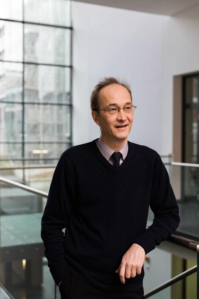 Dr. Martin Grunwald, scientist