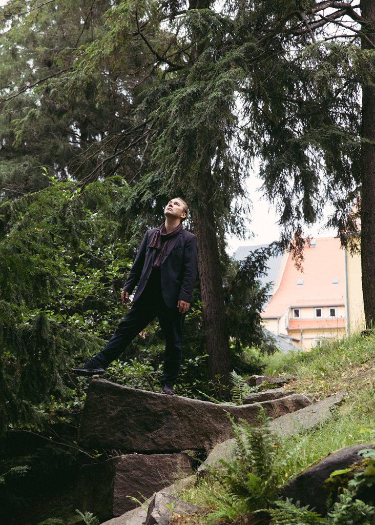 Thomas Arnold, Schauspieler, für MONOPOL