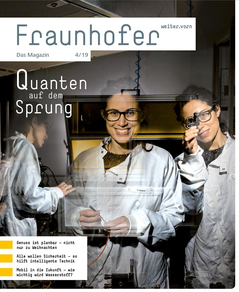 Fraunhofer Magazin