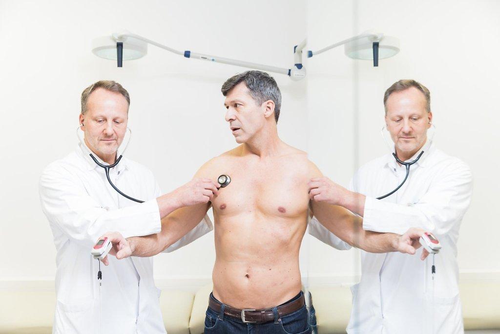 Dr. Halank, Lungenentz