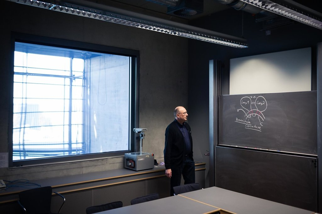 Prof. Dr. Wieland B. Huttner, Max-Planck-Institut