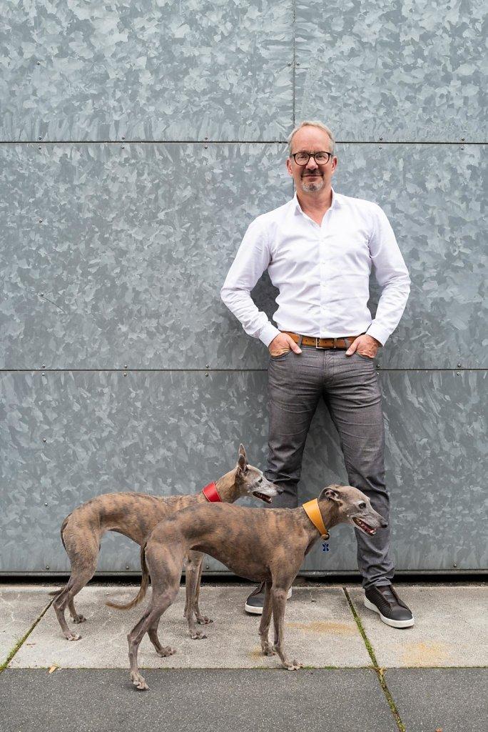 Tony Hyman, Direktor Max-Planck-Institut