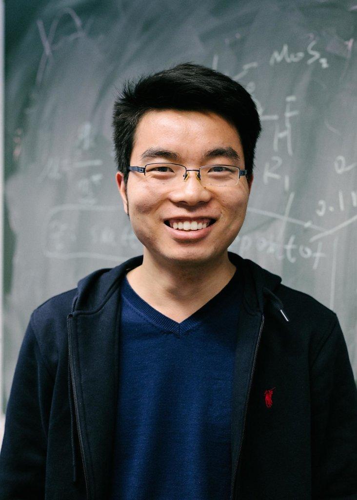 Wissenschaftler, Max-Planck-Institut