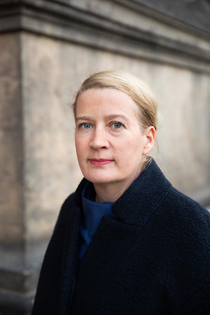 Hilke Wagner, Direktorin Staats. Kunstsammlungen, Guardian