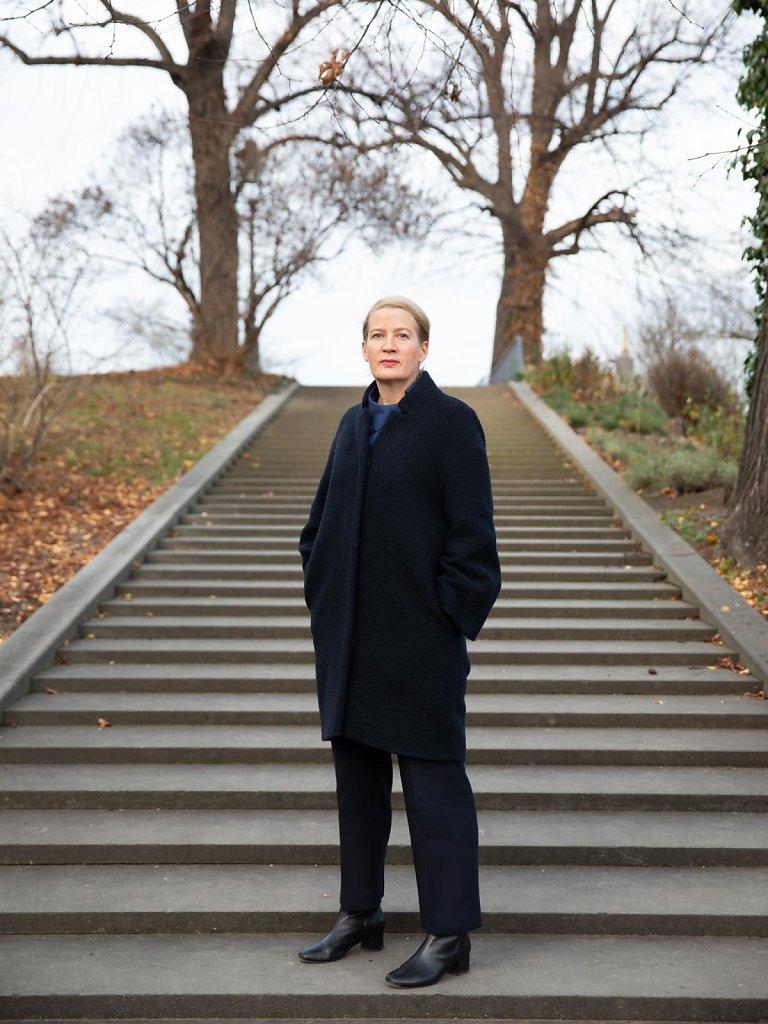 Hilke Wagner, Direktorin Staatl. Kunstsammlungen, Guardian
